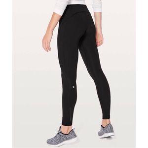 Lululemon Leggings Size 2 black